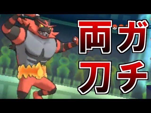 【ポケモンUSUM】ポケキッズが好きなワード「ガチ両刀」