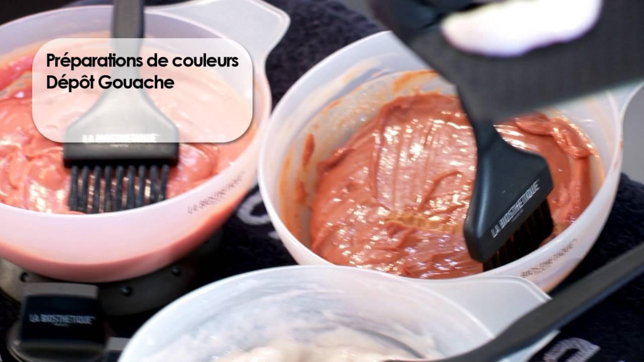 gouache tutoriel coloration la biosthà tique how to gouache fr