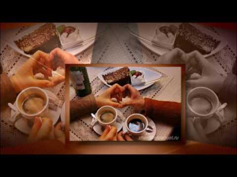 Две чашки кофе на столе . ИГОРЬ ЯНАКИЙ .