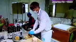 陸前高田手焼きせんべい 「山海漬」 2013.5.25