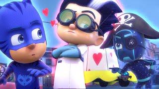 PJ Masks Full Episodes New Episode 15 Full Episodes Season 2 | Superhero Kids