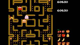 Pac's Hard Mode TAS! - Ms. Pac-Man (Namco) (NES)  - Vizzed.com GamePlay