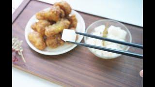 치킨 먹을때 필수 치킨무 만드는법 피클 황금레시피/Ko…