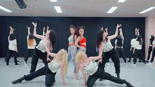 [GIRLKIND XJR - MONEY TALK] dance practice mirrorred