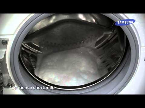 Samsung Ecobubble Technology In Action - Samsung Ecobubble Washing Machine