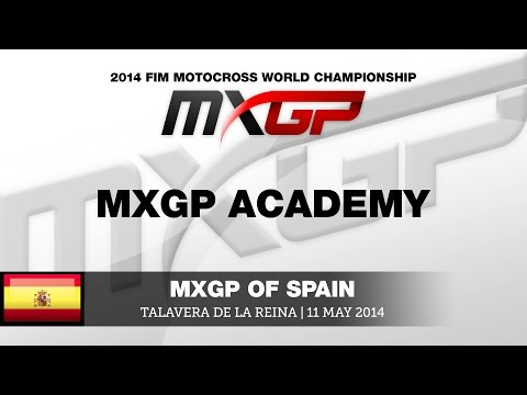 MXGP Academy in the Netherlands & Spain - Motocross