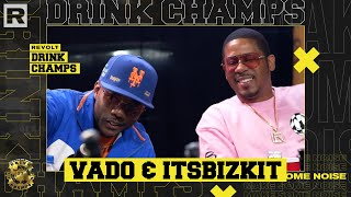 ItsBizkit & Vado On Marriage Boot Camp, OnlyFans, Dipset, Harlem, Blogging Era & More | Drink Champs