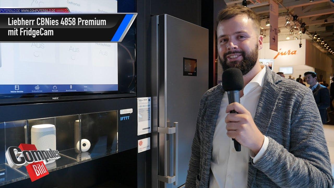Coca Cola Retro Kühlschrank Liebherr : Modular liebherr cbnies kühlschrank mit add ons youtube
