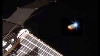 NASA Space Station Panics And Turns Cameras On Foo Fighter, Oct 29, 2015, Video, UFO Sighting News.