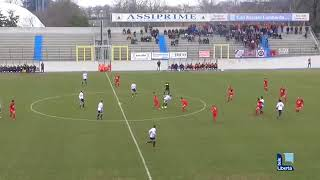 Serie D Girone D Fiorenzuola-Castelvetro 1-1