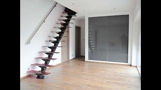 Лестницы в ArchiCad 21. Стеклянная лестница.