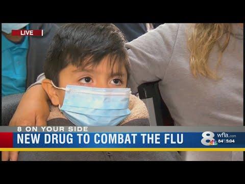 FDA approves new drug to combat flu