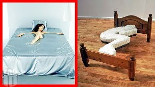 Top 10 Awesome Beds Not Just For Sleeping In
