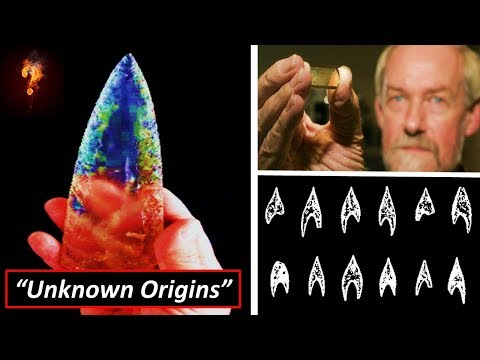 Ancient Crystal Weapons Found In Spain?