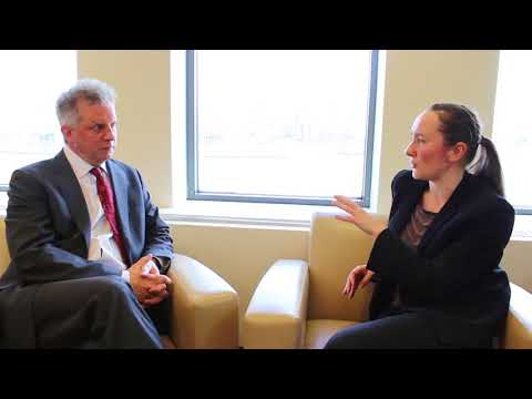 Interview with Jean-Paul Conoscente, President & CEO of SCOR Global P&C Americas