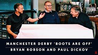 Manchester Derby: Manchester United v Manchester City - Robson v Dickov