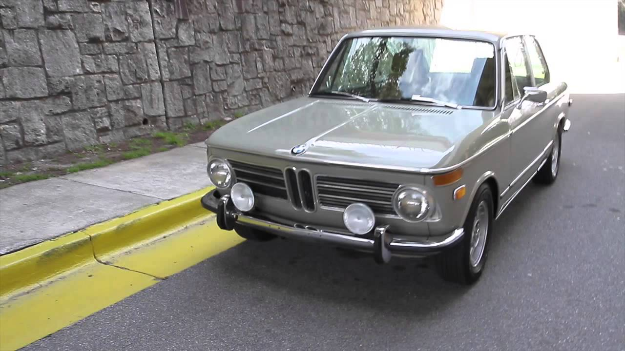 Bmw 2002 For Sale >> 1971 Bmw 2002 For Sale Youtube