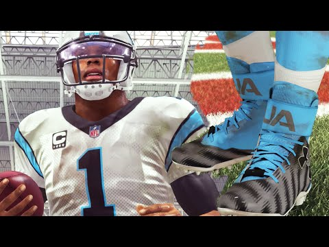 Madden 17 Gameplay - Cam Newton's Dominating Performance