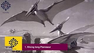 Top 5 Camera Quay Lại Được Khủng Long Ngoài Đời Thật (Reup)