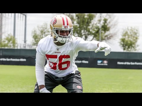 GMFB's Kyle Brandt: Reuben Foster Will Lead the NFL in Forced Fumbles