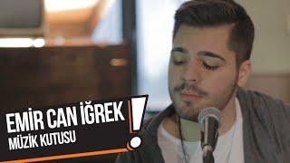 Emir Can İğrek - Müzik Kutusu (B!P Akustik)