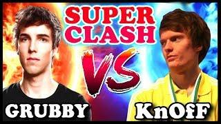 Grubby vs KnOfF | SUPER CLASH | Warcraft 3 TFT