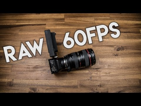 Best Camera for shooting 60FPS RAW | Studio96
