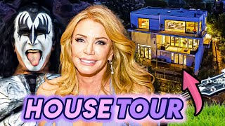 Gene Simmons & Shannon Tweed | House Tour | Beverly Hills Compound & Hollywood Hills