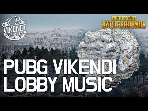 PUBG VIKENDI LOBBY MUSIC 비켄디 로비 배경음악 BGM [배틀그라운드 루오피스]