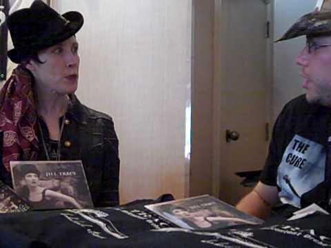 Jill Tracy Interview from TNT RAW.MP4