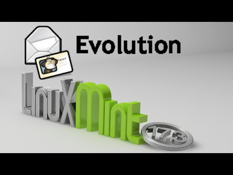 Install Evolution (To Manage Email, Contacts & Schedule) in Linux Mint / Ubuntu via PPA