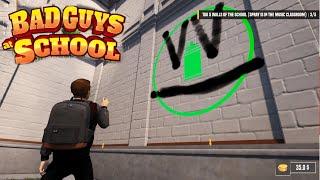 ЧЕМУ УЧАТ В ШКОЛЕ|Bad Guys at School