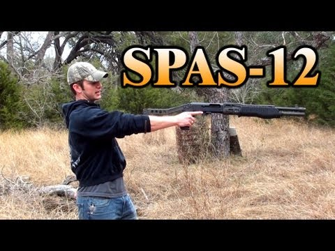 Download SPAS-12 Shotgun Point Blank