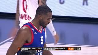 EuroLeague 15. Hafta: Anadolu Efes - Brose Bamberg