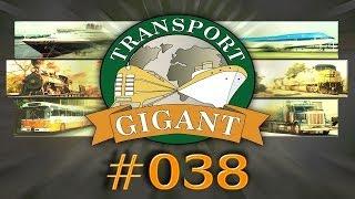 Transport Gigant - #038 - Schnellstrassen durch die City - Let's Play [Deutsch / HD]