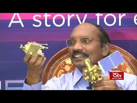 ISRO chief explains Chandrayaan 2's landing on Moon on September 7
