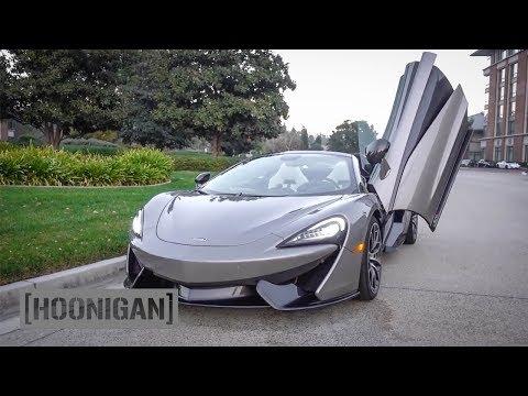 [HOONIGAN] DTT 193: Larry Chen on the McLaren 570s and Pink Drinks