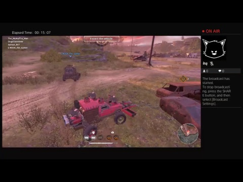The_McMuff1n_Man's Live PS4 Broadcast