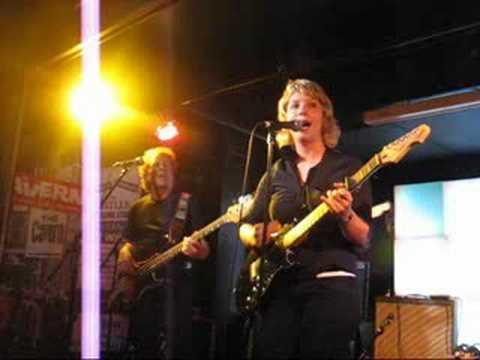 Liverpool 2008, Mal Evans Memorial Band, Janneke sings
