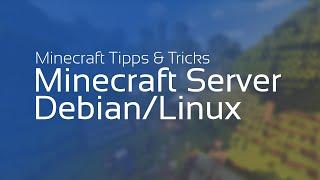 Minecraft Bukkit auf Debian installieren [vServer|Root] [GERMAN]
