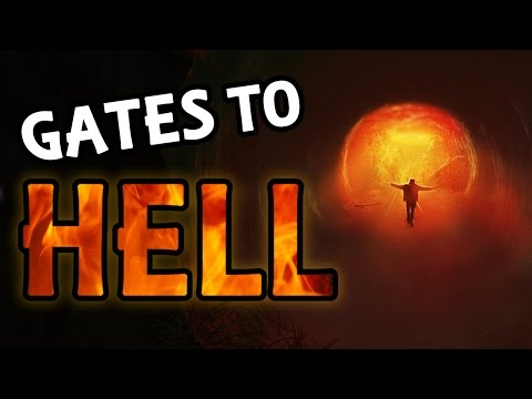 Top 5 Gates to Hell on Earth