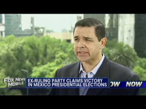 Impact of Mexico Election on Drug War