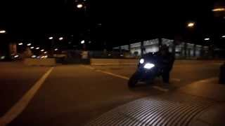 Motorcycle Joy Ride City Night S1000RR HD Nikon D800