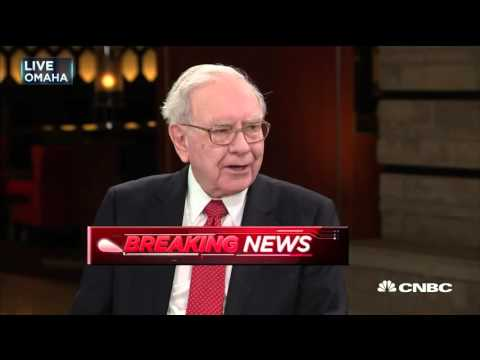 Warren Buffett On Currencies & Negative Interest