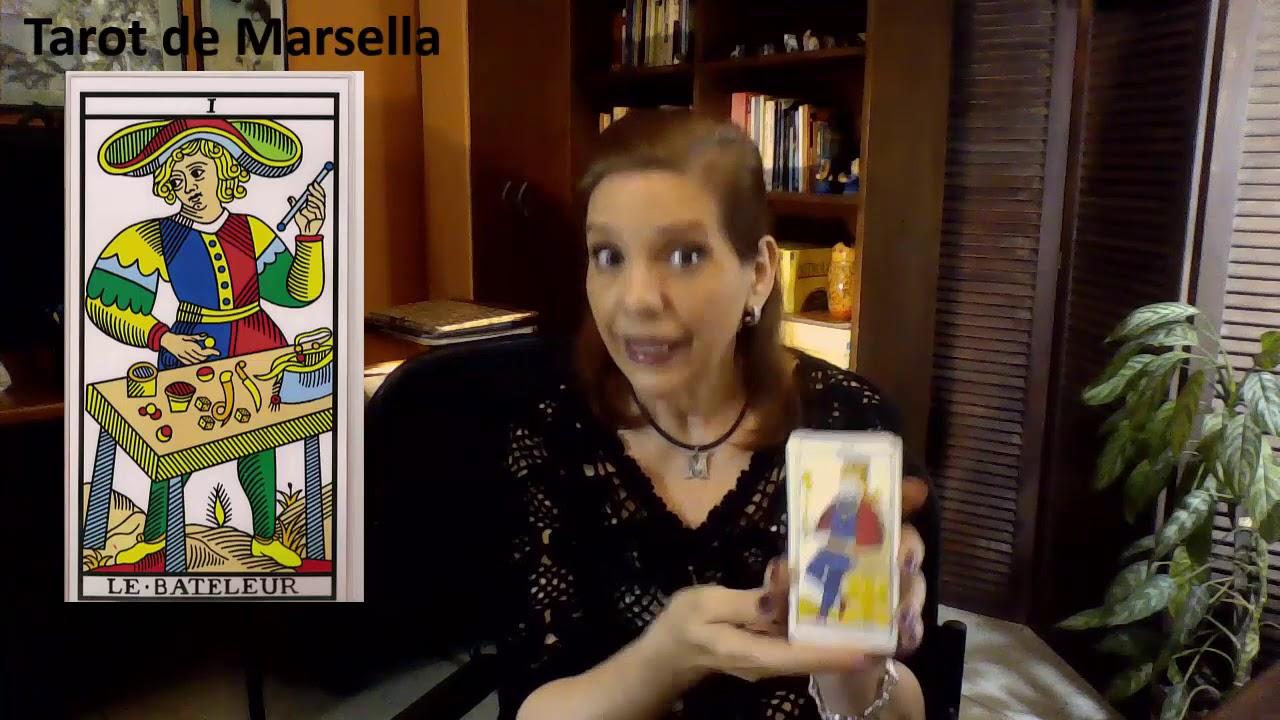 Video 184 El Tarot en el área inmobiliaria.