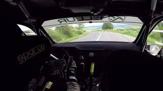 Vali Porcisteanu - Ps. Valeni Onboard @ Harghita Rally 2018