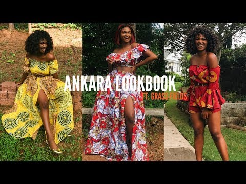 AFRICAN PRINT LOOKBOOK: HOW TO STYLE ANKARA OUTFITS | Kiitana 2017