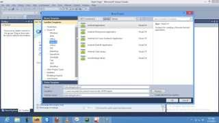 How to Install Android and IOS Application Development in Visual Studio 2010