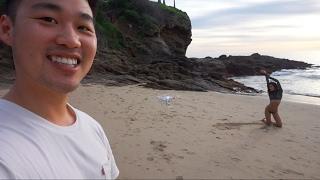 Photoshoot in Laguna Beach
