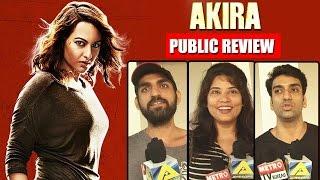 Akira Public Review | Sonakshi Sinha, Anurag kashyap